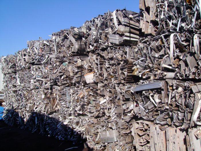 Переработка металлов в россии